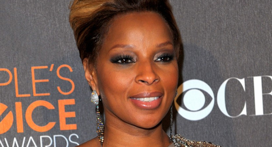 Mary J  Blige: 'When I Decided to Make a Change in My Life